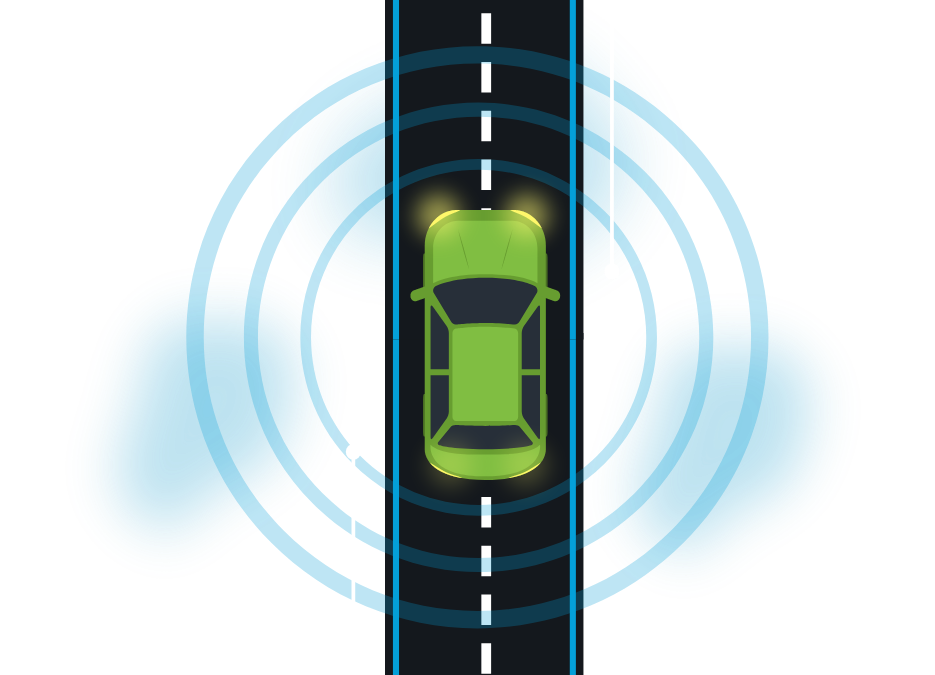 Connected and autonomous vehicle